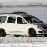 Un monospace à venir chez Dacia ?