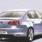 Volkswagen: La nouvelle Passat présentée à Paris au salon cette année