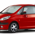 Peugeot 1007, la citadine nouveau concept