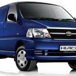 Toyota Hi-Ace II : Entre minibus et ludospace