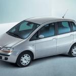 Fiat Idea, un ludospace qui a de l'idée