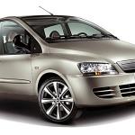 Fiat Multipla : Un monospace entièrement relooké