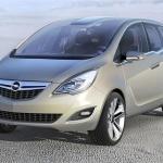 Opel Meriva, une ingénieuse voiture «boite à malices»