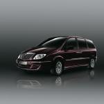 Lancia Phedra, le monospace de luxe à l'Italienne
