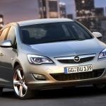 Nouvelle Opel Astra: Les premières photos