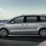 Volkswagen: 5 étoiles aux tests NCAP pour le nouveau Sharan