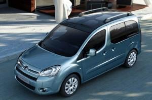 Le Berlingo II de Citroën
