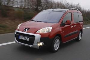 Le Ludospace Peugeot en version Teepee