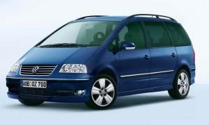 Volkswagen sharan, un monospace à l'épreuve du temps