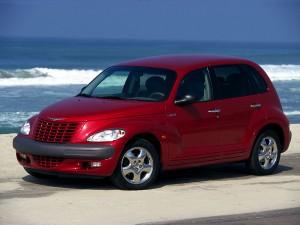 Chrysler PT Cruiser vue de face